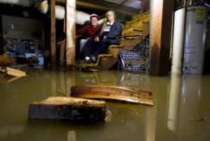 flooded basement pa water removal